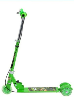 PRECHA Ben 10 three wheel scooter with break n bell