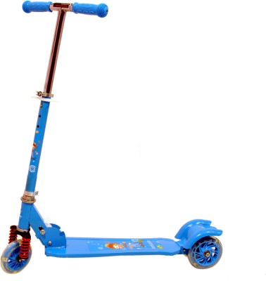 Naughty Kid Xuperb Scooter With Excellent Shockers (Blue)