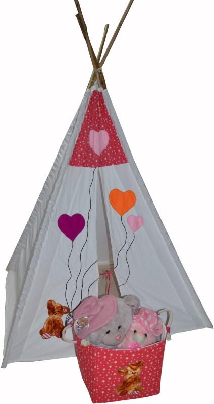 Creative Textiles play Tent(Multicolor)
