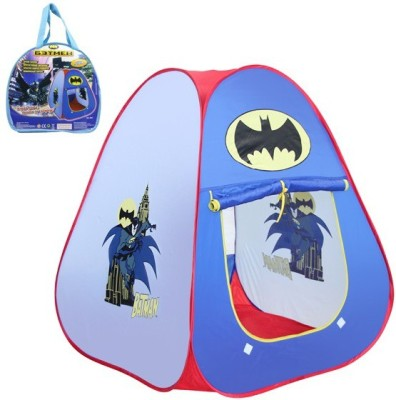 Toys Bhoomi Batman Play Tent - 100% Safe Polyester Fabric