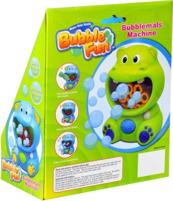 Sirius Toys Bubble Maker - An Hippopotamus(Green)