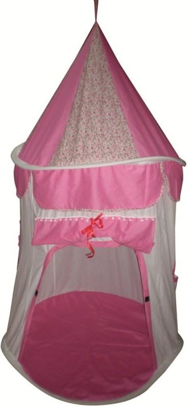 Creative Textiles Play Tent for Garden(Pink)