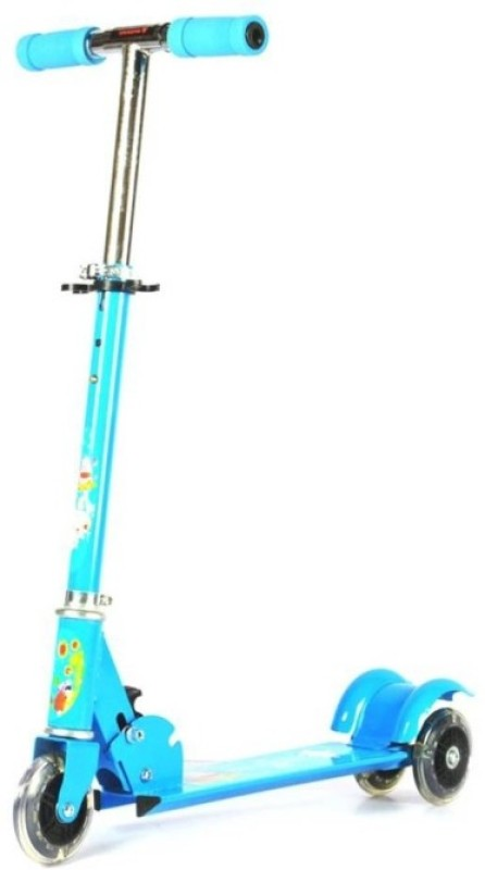 Panda Kids Scooter(Blue)
