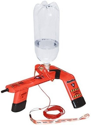 Aquapod Bottle Launcher, Fluorescent Orange