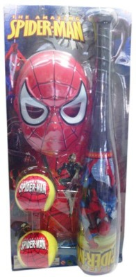Turban Toys Ultimate Spiderman Baseball Set WIth Spiderman Mask