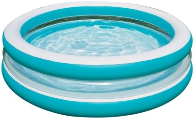 Intex Swim Center See Through Round Pool