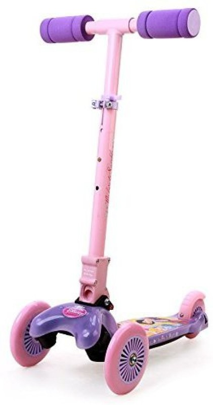 Disney TWIST SCOOTER(Purple)