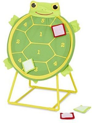 Melissa & Doug Sunny Patch Tootle Turtle Target Game