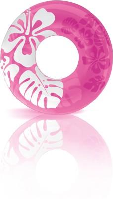 Intex Clear Colour Tubes-Pink
