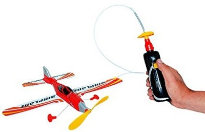STEED TOYS SUPER AEROPLANIST POWER PLANE
