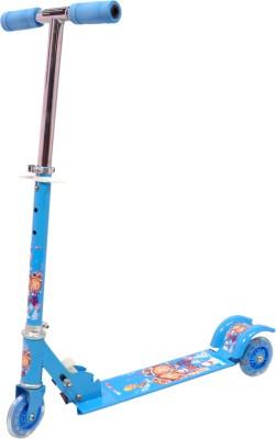 Naughty Kid Three Wheeled Scooter (Blue)