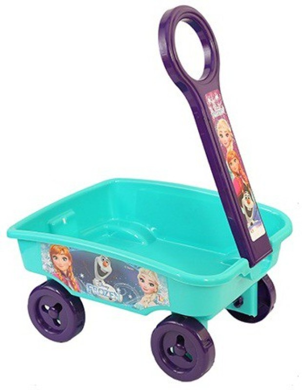 Disney Frozen Toy Wagon(Multicolor)