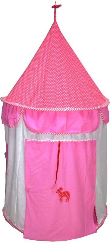 Creative Textiles Play Tent Hanging(Pink)