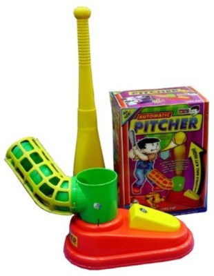 Turban Toys Automatic Pitcher For kids