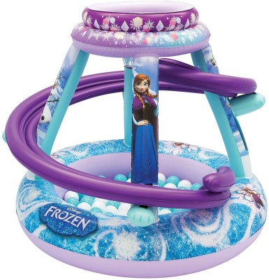 Disney Princess Frozen Forever Sisters Playland with 50 Balls