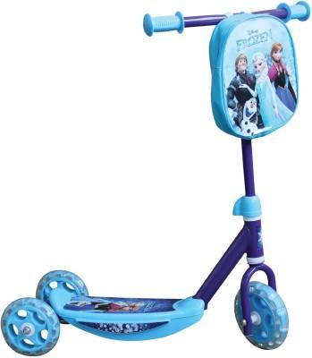 Frozen 3 Wheel Kick Scooter