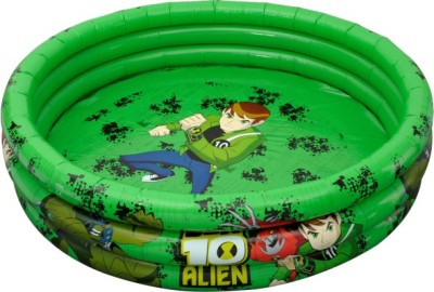 Simba Ben 10 Inflatable Baby 3 Ring Pool