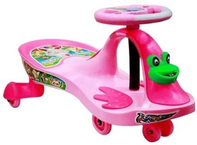 Deep Sales Dsc Frog Car - Pink Car
