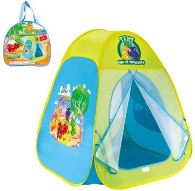 Toys Bhoomi Little Dino Play Tent - 100% Safe Polyester Fabric