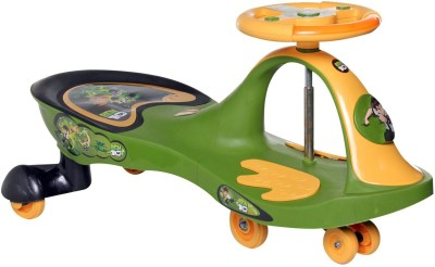 Ditu & Kritu Ben 10-- Toyzone Musical Twister car