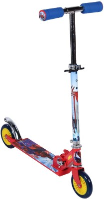 Spiderman Scooter for Kids-8901736056113