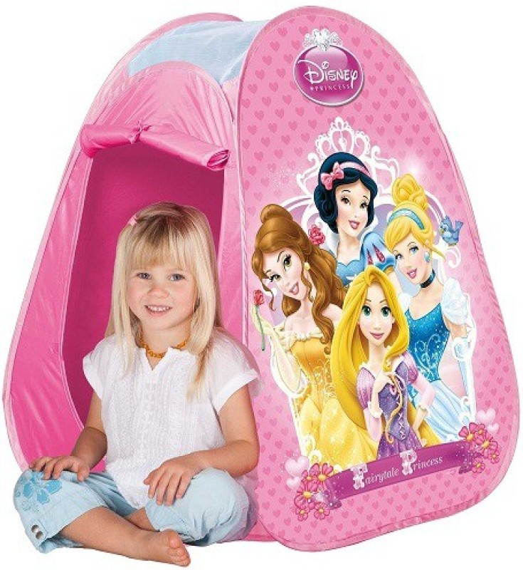 Disney Princess Pop Up Play Tent(Pink)