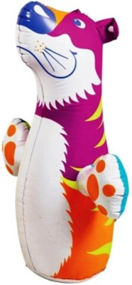 Finnexe Intex Water Hit Me Inflatable Bouncers (Multicolor)(Multicolor)