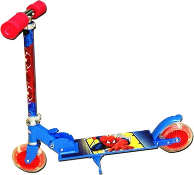 Disney Excel Innovators Two Wheeler Scooter Spider-Man with Lighting