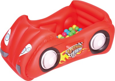 Bestway Race Car and Game Ball Combo