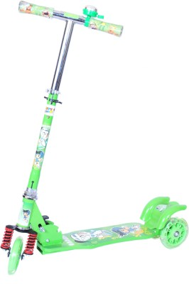 Happy Kids Foldable and Height Adjustable Scooter For Kids - Speed