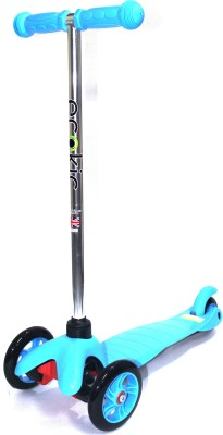 Ecokic Blue Scooter