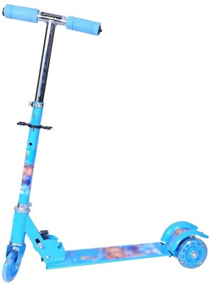 Saffire 3 Wheel Scooter with Lightning Wheels