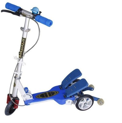 Krypton Kids Ped Run Dual Pedal Scooter DPC 02 available at Flipkart for Rs.5699