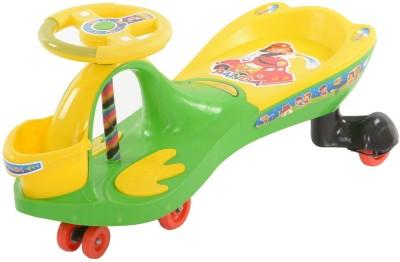 Ditu & Kritu Aro New Swing Car