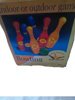 Trifoi Bowling Game