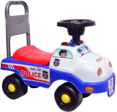 Turban Toys Kids Police Go Rider