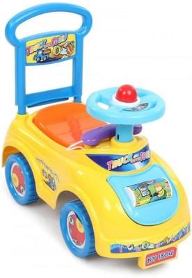 Suzi Happy Ride On - Yellow