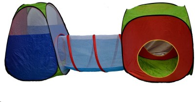 Taaza Garam Pop Up Foldable Kids Adventure Station Play Tent House Great Fun