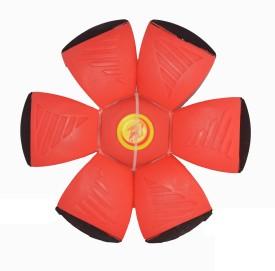 ShivExim Magic Flying Disc Ball(Red)