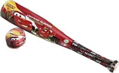 Disney Cars Baseball Set (One Bat And One Ball) - Red