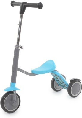 The Flyer's Bay 2 in 1 Sit or Kick Scooter for Kids