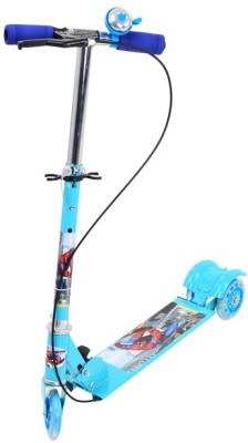 A R ENTERPRISES 3 Wheel Foldable Kids Scooter