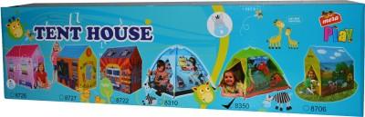 Mera Toy Shop Tent House Animal Set.