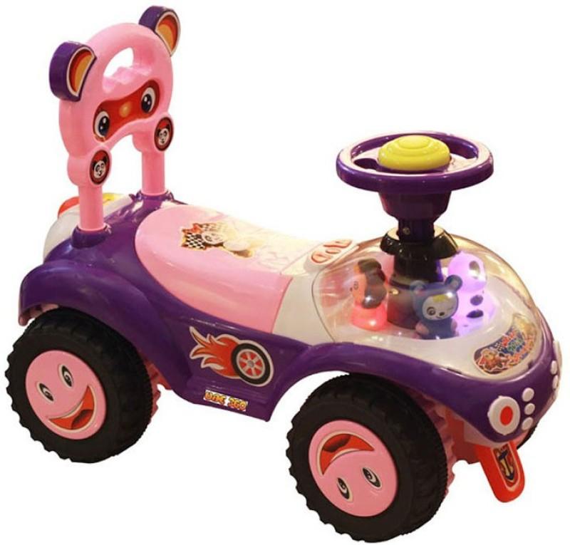 Style Zone Fnk-Dream Rider-Purple Car(Purple)