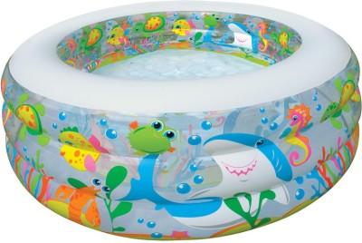 Intex Aquarium Pool, W/ Infl. Floor