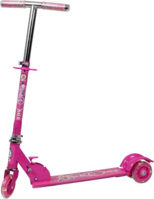 HLX-NMC Hlx-Nmc Zoomer 3 Wheel Kids Kick Scooter Pink.