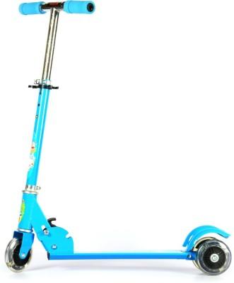 Taaza Garam Three Wheeler Kids Foldable Scooter
