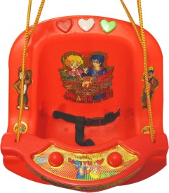 AedvWorld baby swing chair(Red)