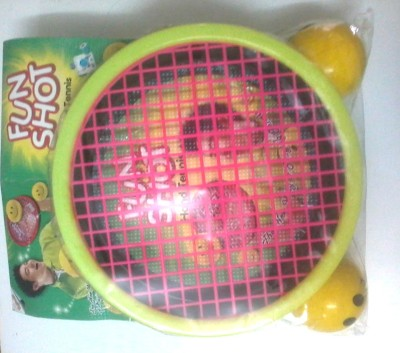 Prem Ratna Games & Toys Fun Shot Hand Tennis