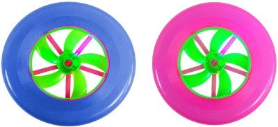New Pinch Multicolor flying disc (pack of 2)